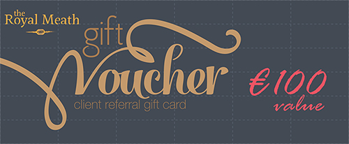 The Royal Meath Gift Voucher €50