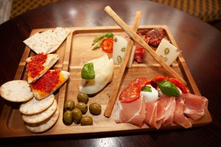 Meath and Cheeseboard at the Royal Meath