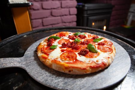 Pepperoni Pizza at the Royal Meath